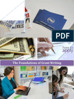 Grantwriting Offer