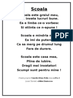 Scoala Poezie