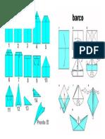 Barco e Avião