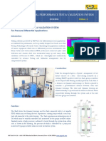 Differential Pressure Sealing Test System 1