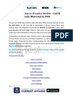 Introduction to Fourier Series - GATE Study Material in PDF