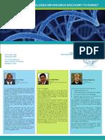 Drugs & Development Brochure Proof