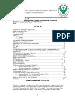 Buku Panduan Pelaksanaan IVA-SADANIS 2015