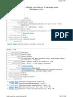 Bibliografia Carta Agro Romano - OPAC