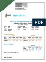 Pronostico Hidrologico Perene 03-01-2017
