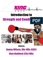 Boxing Science Training eBook