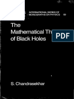 Chandrasekhar S. The mathematical theory of black holes.pdf