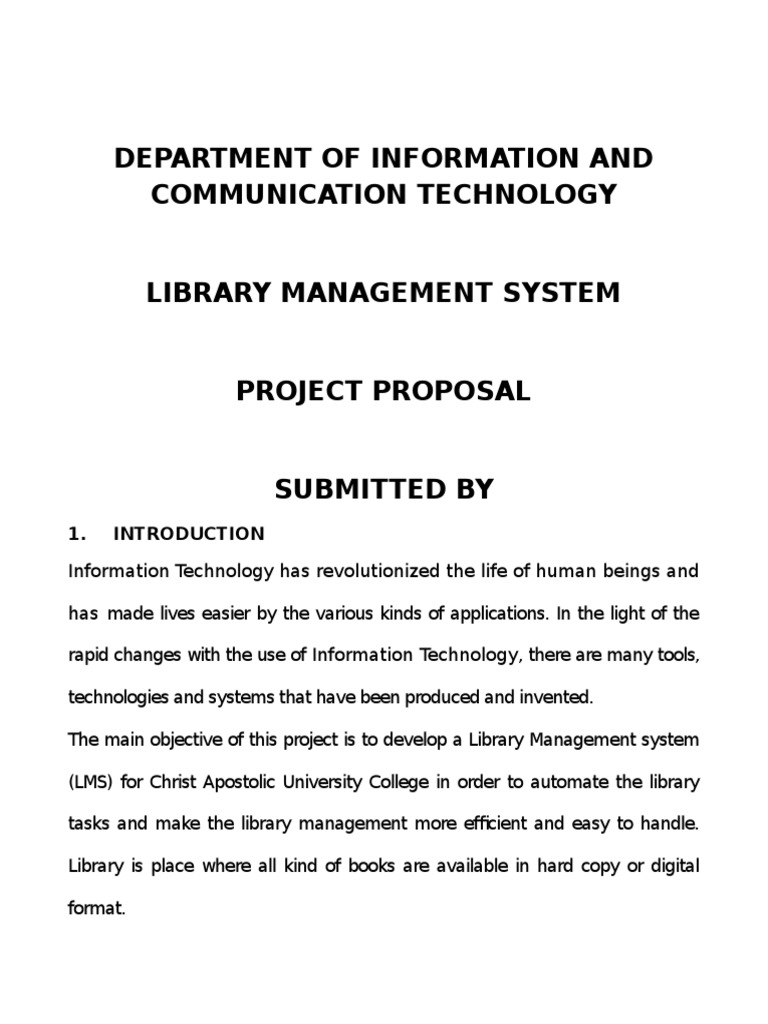 Captivating Proposal For Library Management System (Lms) 2016 | Libraries | User  (Computing)