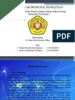 Seminar Proposal Penelitian