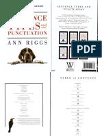 [Understanding Grammar] - Sentence Types and Punctuation.pdf