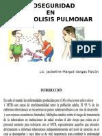 Bioseguridad en Tuberculosis Pulmonar