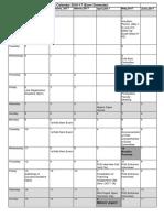 Academic Planner 2017