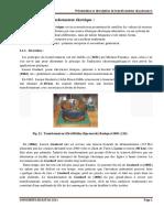 Chapitre 01 Historique Sur LeTransformateur Électrique .
