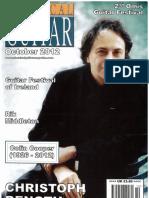Classical Guitar Mag (UK) CD Review October 2012