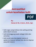 Nutrasetikal Utk Kesehatan Kulit 01042016