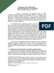 Philippines Laws on Referendum . Legislative Dep