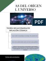 Teorías Del Orígen Del Universo