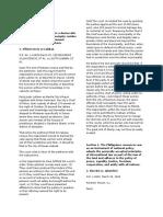 Principle and State Policies