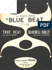 Maspes - True Beat - Ruthuard - Bluebell Gully - 1965 - Band Sheet Music