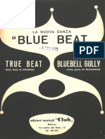 Maspes - True Beat - Ruthuard - Bluebell Gully - 1965 - Band Sheet Music