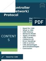 CAN Protocol ppt
