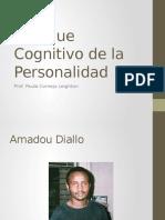 Enfoque Cognitivo de La Personalidad