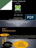 Ventrikel Takikardi ppt