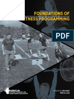 Foundations of Fitness Programming