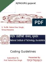 Coding Guidelines by-Hemal Rajyaguru.pptx