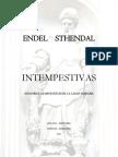 Endel Sthendal - Intempestivas 2017