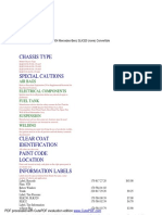1998-2004 MB SLK Parts Catalog
