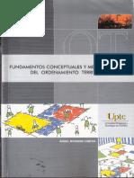 Fundamentos Conceptuales y Metodologicos OT
