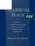 Classical Form