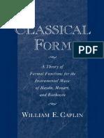 Classical Form
