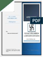 El Caso Odebrecht, Ugaz, 21p