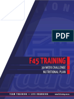 F45 Nutrition eBook