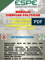 Socialismos y Movimientos Revolucionarios 1870 1914