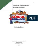 prevention manual deidentified