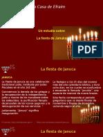 Januca Celebracion Del Solsticio de Invierno