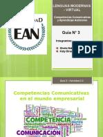 Competencias Comunicativas 1 Parte