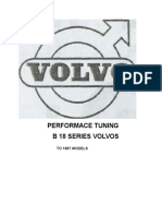 Performance Tuning b 18 Series Volvos