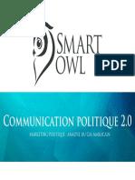 Utilisation Des Medias Sociaux Par Les Partis Politiques Marocains