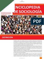 Enciclopedia de Sociologiapdf
