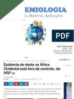 AULAS 1 e 2_Epidemio Historia Conceito Aplicacoes