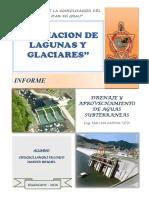 Glaciares y Lagos
