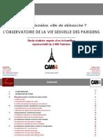 Resultats Ifop CAM4 Paris 14.12.2016