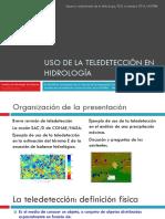 Hidrologia_para Uso de Balance Hidrico_presentacion