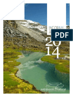 Informe Gestion FondoPatrimonio 2014