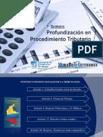 PROCEDIMIENTO TRIBUTARIO 2014