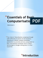 15 Bank Computerisation
